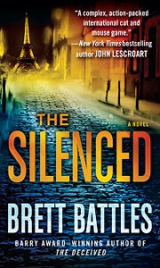 The Silenced Cover