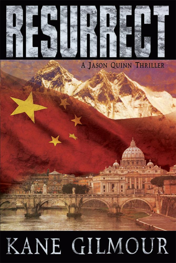 Resurrect - A Jason Quinn Thriller Cover