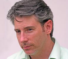 Author Kane Gilmour